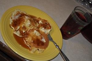 Paula Deen Kids Pancakes