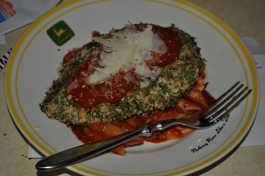 Weight Watchers Chicken Parmesan